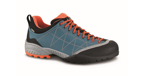 Scarpa Zen Lite GTX Shoes Men octane/red orange